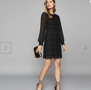 Reiss Aria dress. NWT size 6.